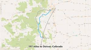 Colorado Hunting Unit Map by 4 34 Acre Homesite Next To Creek At Base Of Mountains