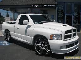 white dodge truck ram savini wheels