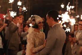 Wedding Dress Bandung Airy Designs The Decorator Behind Andien U0027s Wedding Andien
