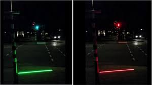 Light For Phone Pavement Traffic Light For Phone Zombies May Boost Safety