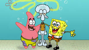 coloring sponge bob patrick mr krabs squidward youtube