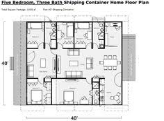Storage Container Floor Plans - seto 3164 plans shipping container home plans my 2nd favorite