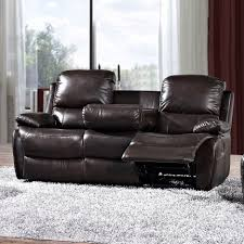 2 Seat Leather Reclining Sofa by 3 Seater Sofa Recliner Centerfieldbar Com