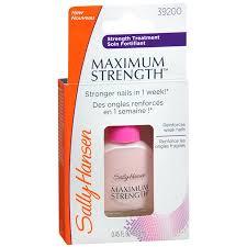 nail strengthener walgreens