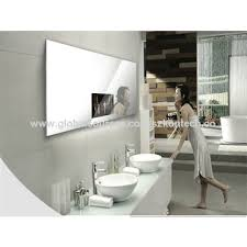 Mirror Tv Bathroom China Kontech 32 Inch Popular Hotel Bathroom Digital Mirror Tv