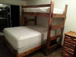 Futon Bunk Bed Wood Bedroom Bunk Drop Gorgeous Futon Wood Plans