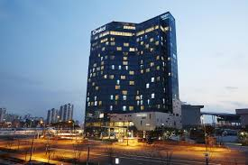 orakai songdo park hotel incheon south korea booking com