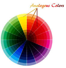 Color Wheel Scheme Decorating With Analogous Color Schemes Home Furniture
