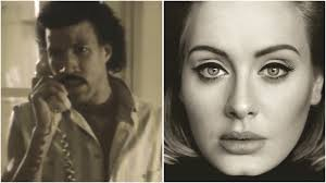 Lionel Richie Meme - watch lionel richie get shut down by adele in this hello mashup