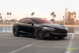 matte bentley black tesla model s 2 0 custom bentley linen interior u2013 tagged