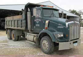 kenworth t800 dump truck 1987 kenworth t800 dump truck item i4202 sold february