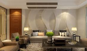 Living Room Wall Designs With Inspiration Ideas  Fujizaki - Designs for living room walls