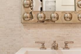 tumbled marble kitchen backsplash tumbled marble backsplash design ideas