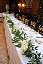 Wedding Main Table Decor workshop