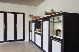 Indian Kitchen Interiors by Aura Kitchens Modular Kitchens Italian Kitchens Kitchens