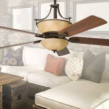 kichler ceiling fan remote kichler ceiling fans indoor outdoor bronze brushed nickel