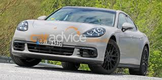 new porsche panamera 2017 2017 porsche panamera body styling revealed in new spy photos