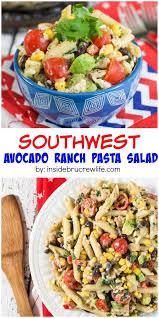 best 25 southwest pasta salads ideas on pinterest pasta salad