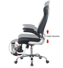 Adjustable Height Chairs Chair Winsome Adjustable Height Office Chair Chairs