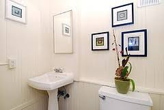 improvement ideasapply these 10 ingenious half bath decorating