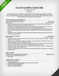 Sales And Marketing Resume Sample by Resume Examples For Sales Sales Resume Examples Sales Cv Template