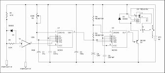 On Off Timer Circuit Diagram Automatic Plant Irrigation System Plant Watering System Circuit