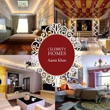 Aamir Khan House Interior 16 Best Celebrity Homes Images On Pinterest Celebrity Interiors
