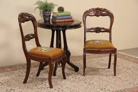 dining rooms terrific antique victorian dining chairs photo