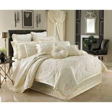 Ivory Comforter Set King Buy Satin Comforter King From Bed Bath U0026 Beyond