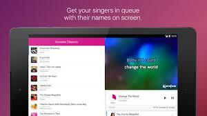 karafun karaoke party android apps on google play