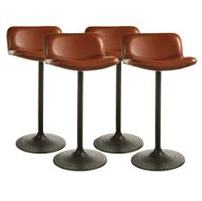 furniture bar stool slipcover covers with elastic seat cushions