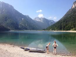 slovenia lake swimming holidays slovenia lake bled slovenian alps swimtrek