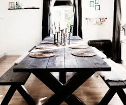 Picnic Table Dining Room Sets Home Design Indoor Picnic Table Dining Table Picnic Table Indoor