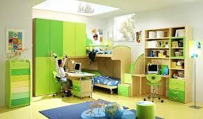 chambre ado vert aménagement chambre ado vert