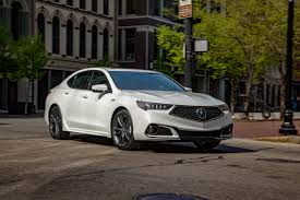 first acura acura tlx a spec first drive review character by committee
