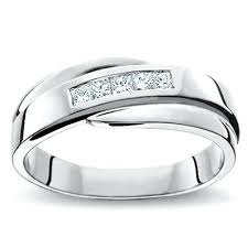 mens white gold wedding rings white gold wedding ring men committ mens white gold wedding rings