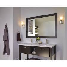 moen yb5161bn voss brushed nickel bathroom lighting lighting