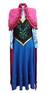 Princess Anna Halloween Costume Princess Anna Costume Adults Princess