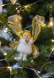diy angel kids craft lia griffith