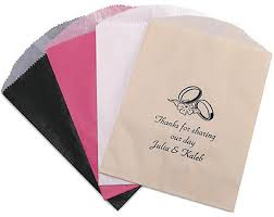 personalized wedding napkins create personalized wedding napkins wedding gift bags favor