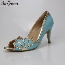 light blue womens dress shoes dress shoes women pumps blue light gold bridal shoes vintage
