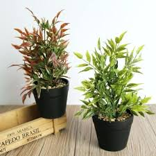 home interior plants plants arrangement artificial plant potted plants simulation