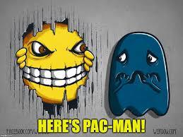 Pacman Meme - pac man imgflip