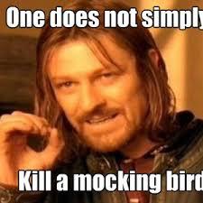 To Kill A Mockingbird Meme - classicwinterbriefs s blog a great wordpress com site