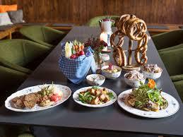 cuisine luxembourg villeroy boch in munich s trendy servus heidi restaurant