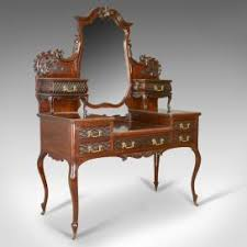 antique dressing table with mirror antique dressing tables for sale page 2 loveantiques com