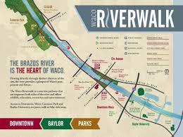 Waco Map Environmental Graphics U2014 Mckinleybrown U0026 Bradley U2014 Waco Texas