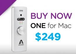 one home apogee electronics audio interfaces for iphone and mac