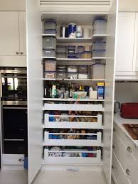 Kitchen Food Storage Ideas by Drawers Inside The Pantry Has Been Working Really Well Blum