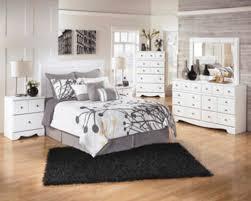 ashley bedroom weeki white bedroom set signature design by ashley furniture